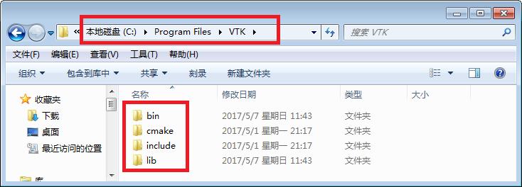 VTK7.1+CMake+VS2010编译-020