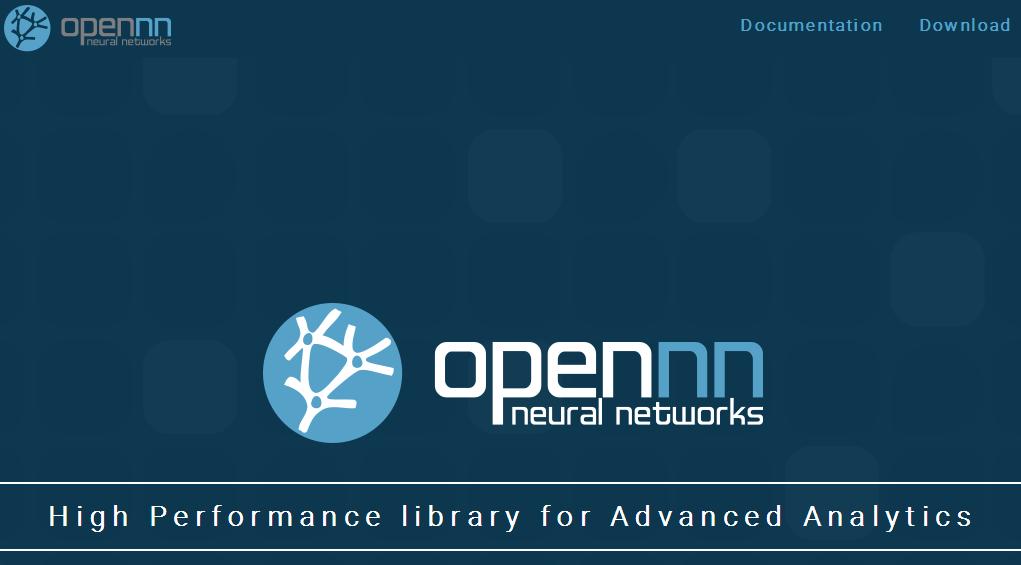 OpenNN-神经网络的C++编程库